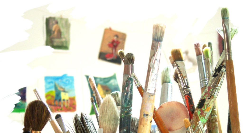 Illustration dans la page Arts-plastiques