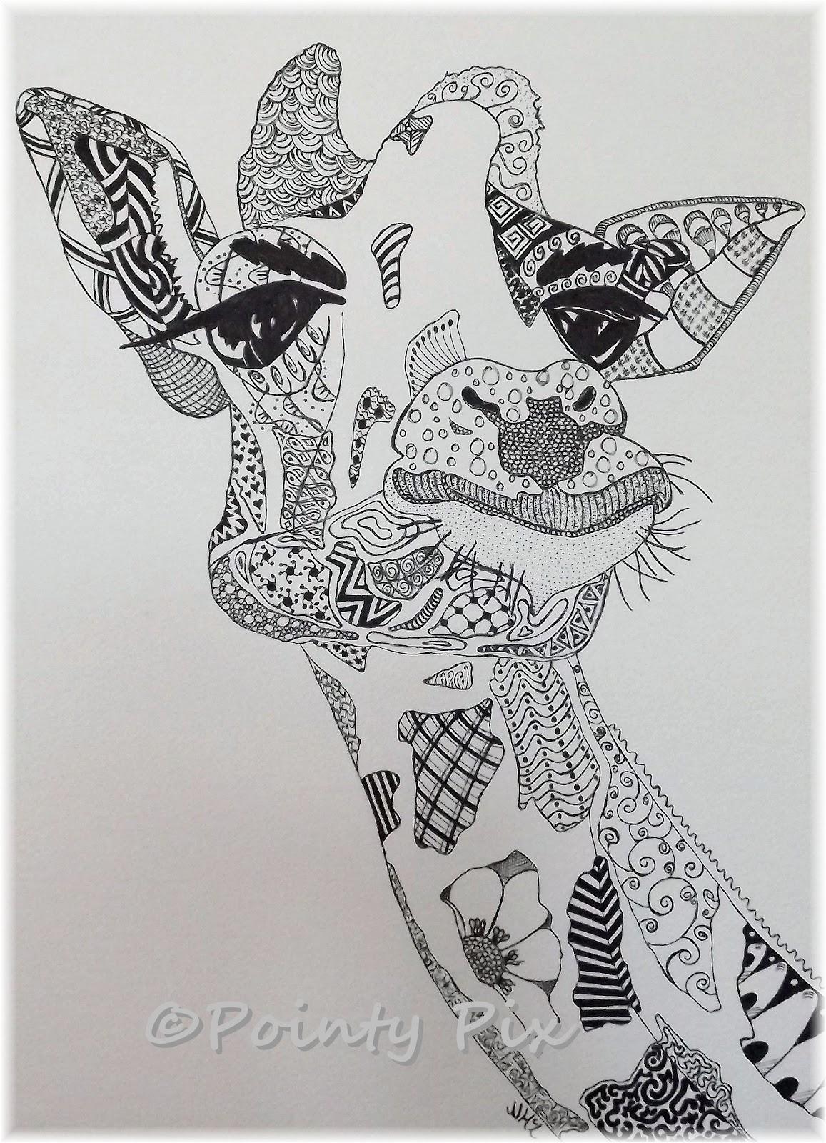 Zentangle ideas on Pinterest